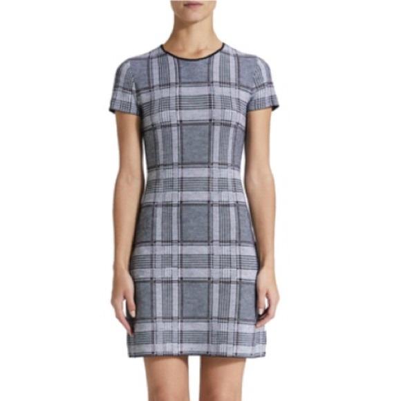 dddf4075a •THEORY• Branteen Mini Dress. M_5d026130969d1f4d19d12bd2